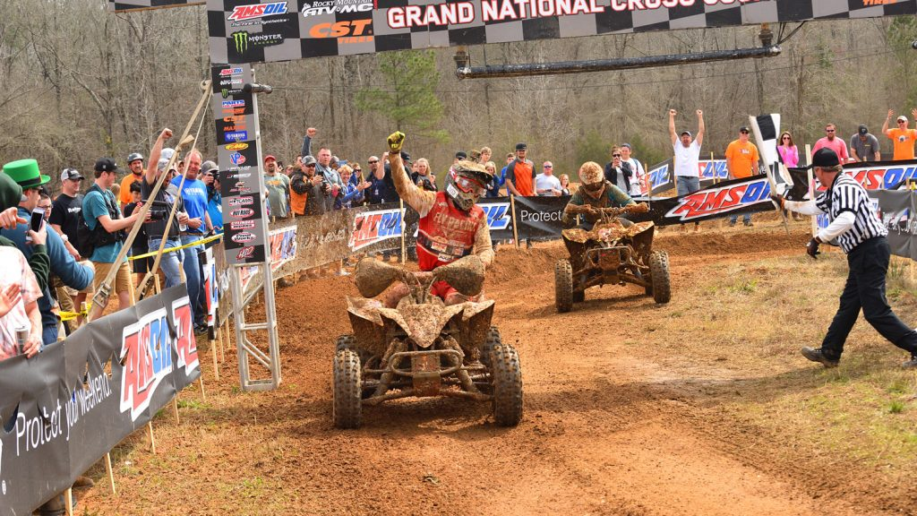 Neal Takes 1st XC1 Pro Win at GNCC Maxxis General